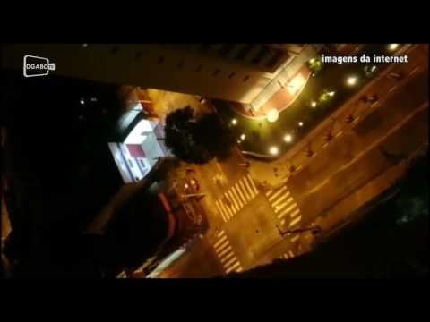 Moradores vivem momentos de terror em Santo André
