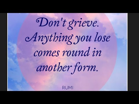 Sufism with Rumi ~ best quotes on love and life