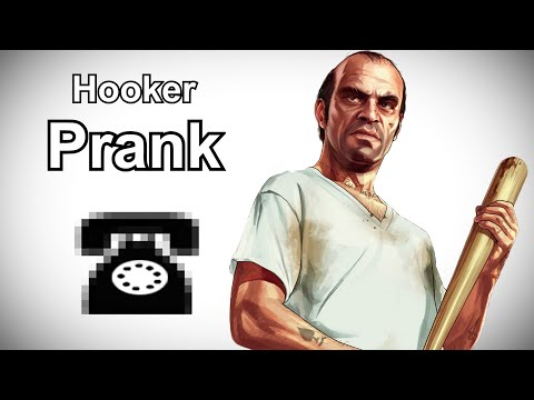 Trevor Phillips Calls Hookers - GTA V Prank Call