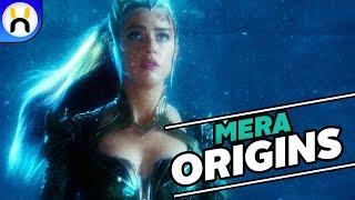 The Origins of Mera, Queen of Atlantis (Justice League)