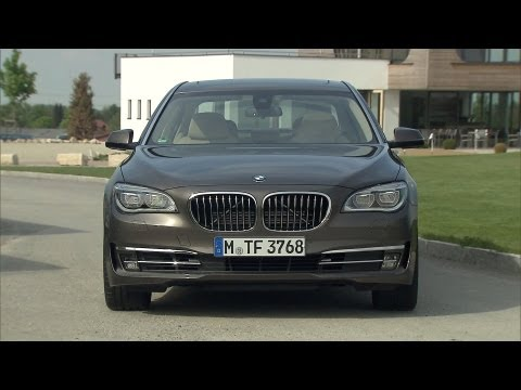 ► 2013 BMW 7-Series facelift (750 Li)