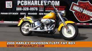 6. Used 2006 Harley Davidson Fatboy FLSTF For Sale Specs Price in Ohio Pa