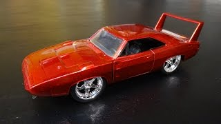 Nonton Fast and Furious 7 - 1969 Dodge Charger Daytona - Jada Target Exclusive Film Subtitle Indonesia Streaming Movie Download