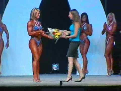 Mary Lado на 2006 Fitness Olympia