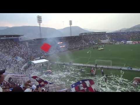 sale olimpia y el recibimiento de la hichada ultra fiel - La Ultra Fiel - Club Deportivo Olimpia
