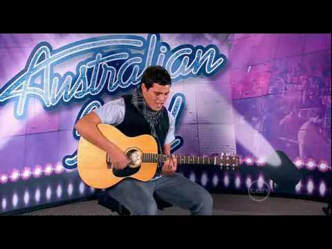 Stan Walker - Stan Walker's Australian Idol audition.