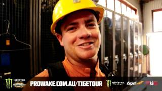 Middlemount Australia  City new picture : 2011 Monster Energy Tigé Tour - Middlemount & Emerald
