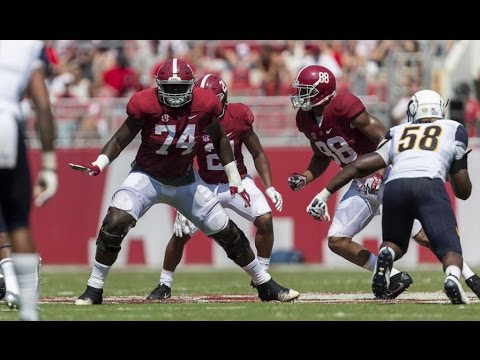 Cam Robinson pretty sure he's NFL draft first-round pick