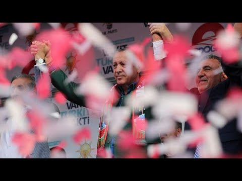 Wahllokale geöffnet: Türken in Deutschland dürfen i ...