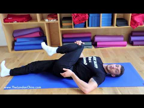 Low Back Stretching Routine
