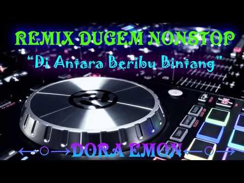 Download Lagu DJ Remix Dugem - Diantara Beribu Bintang (NONSTOP) Music Video
