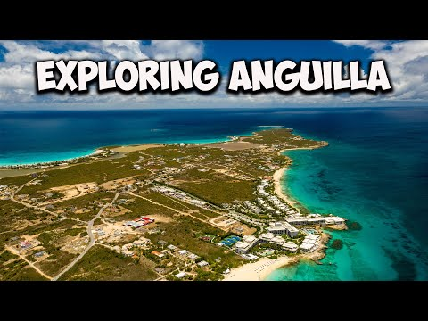 We walked from Meads Bay to Shoal Bay I Most Beautiful Bays in Anguilla