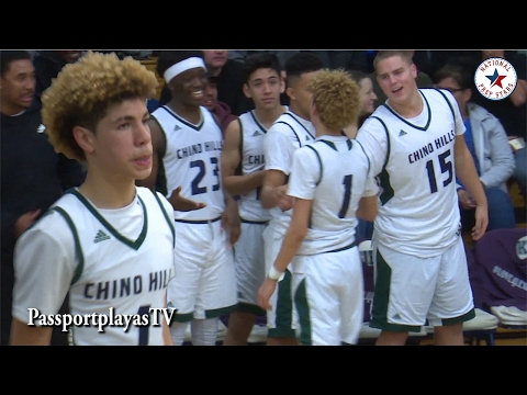 LaMelo Ball goes DUMMY in PLAYOFF WIN!!! Chino Hills vs JSerra