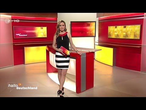 zdf hallo deutschland 2013 - Kay Solve Richter Lebenslauf