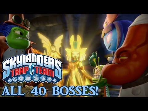 bosses - Hello and welcome! If you wanted to see all 40 bosses (not counting the 6 from the Adventure packs, which aren't out as of uploading this) then you came to t...
