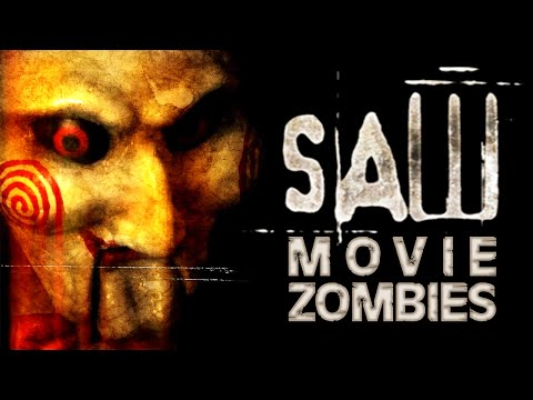 SAW MOVIE ZOMBIES ★ Call of Duty Zombies Mod (Zombie Games)