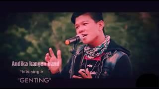ANDIKA * GENTINGNYA HUBUNGAN KITA*( official   VIDEO CLIP dan lyric) ,TV BAYANGAN