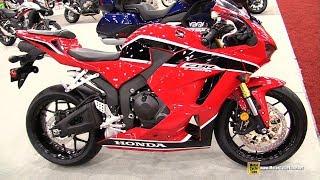 3. 2019 Honda CBR600RR - Walkaround - 2018 AIMExpo Las Vegas