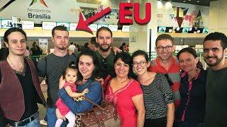 DE BRASÍLIA ATÉ A EUROPA - MINHA HISTÓRIA