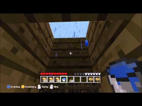 Minecraft Xbox 360: How to Build a Elevator