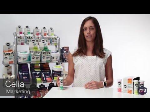 Vídeo - GU Hydration Drink Tabs - Limão (12 pastilhas)