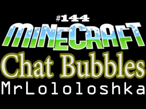 Обзор модов #144 (Чат над головой) (Chat Bubbles)