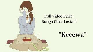 Video LAGU yang kembali viral,, BCL - KECEWA ( FULL VIDEO LYRIC VERSI ANIMASI) MP3, 3GP, MP4, WEBM, AVI, FLV April 2018
