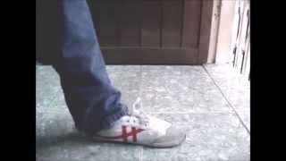 Hướng dẫn ảo thuật cột dây giày bằng một chân ( không dùng tay )