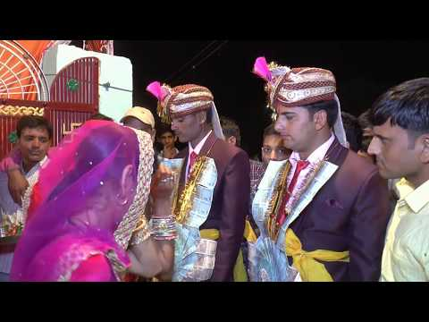 Dulhe toran ke samay  toran marte hue jarur dekhiye, Rajasthani marrige video very intrested
