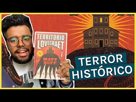 VOCÊ PRECISA LER TERRITÓRIO LOVECRAFT | LEO ALVES