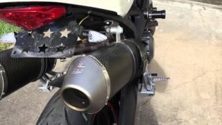 8. 2010 Ducati monster 696 walk around