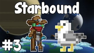 Hello everyone and welcome back to the glory that is Starbound! We finally set out for the stars once more in a brand new...
