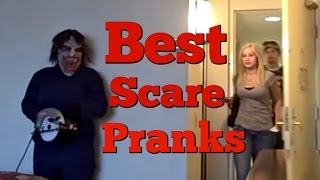Video BEST HALLOWEEN SCARE PRANKS MP3, 3GP, MP4, WEBM, AVI, FLV Juni 2017