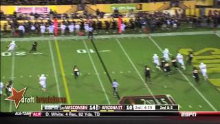 Taylor Kelly vs Wisconsin (2013)
