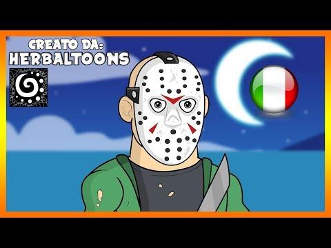 Il più grande fan di JASON VOORHEES (Jason Voorhees Biggest Fan) | HERBALTOONS - DOPPIAGGIO ITA