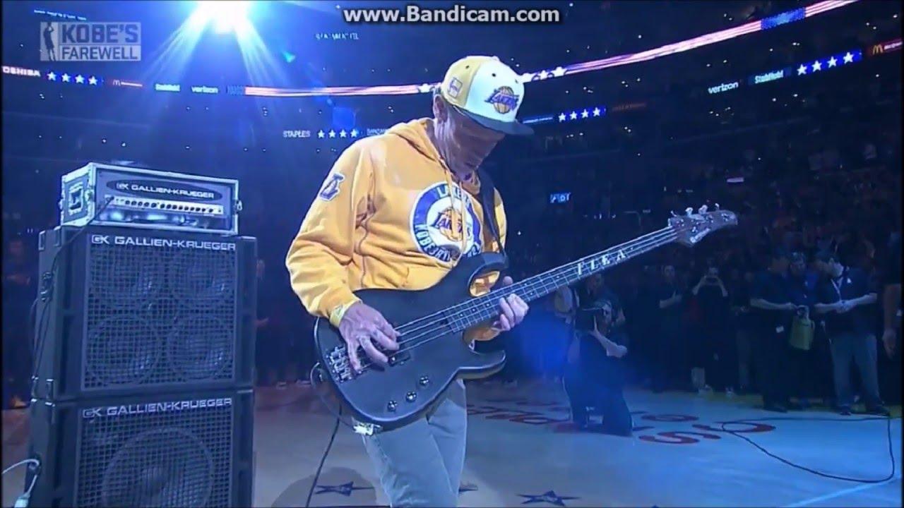 Flea Says Rock Music Is Dead