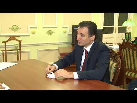 Președintele țării a avut o întrevedere cu Ambasadorul Extraordinar şi Plenipotenţiar al Republicii Azerbaidjan în Republica Moldova
