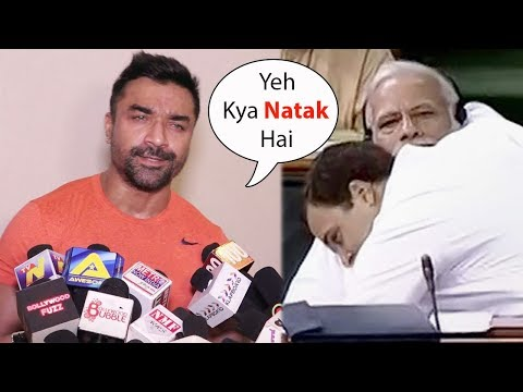 Aijaz Khan's FUNNY COMMENT On Rahul Gandhi-Naren