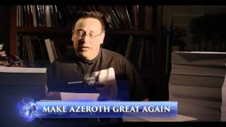 The past few days have been busy for ex-World of Warcraft developer Mark Kern following the success of the vanilla server...