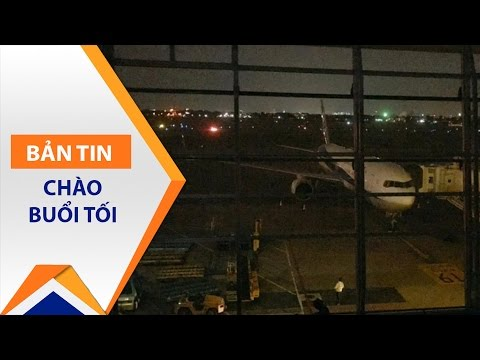 Giải mã vụ nổ tại sân bay Tân Sơn Nhất | VTC1 - Thời lượng: 71 giây.