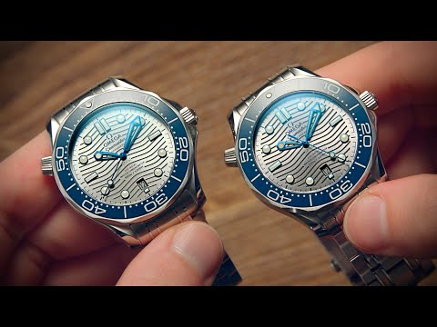 This Fake Omega Seamaster Is Unbelievable