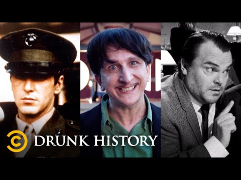 Drunk History Goes to the Movies - Drunk History