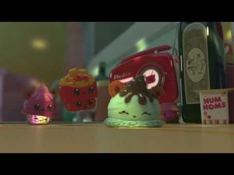 Num Noms Webisode Episode 5 : Candy Puffs Dancing Queen