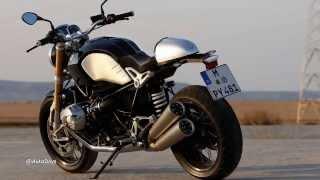 10. BMW R nineT motorcycle Celebrate 90 Years