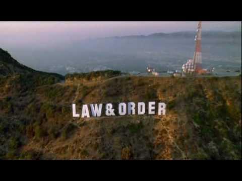 NBC promo for Law and Order: LA