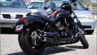 9. 2008 Harley-Davidson VRSC - Pompano Beach FL