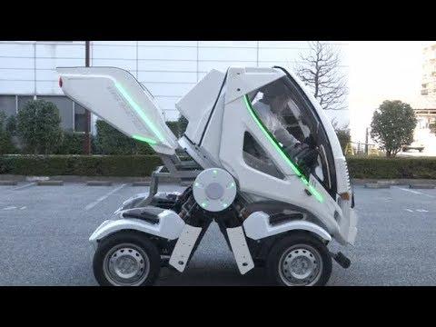 Το«Earth-1» είναι το αυτοκίνητο που παρκάρει παντού