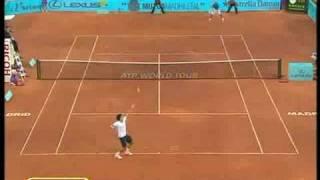 Madrid 2010: FINAL Roger v Rafa (Highlights Part 2)