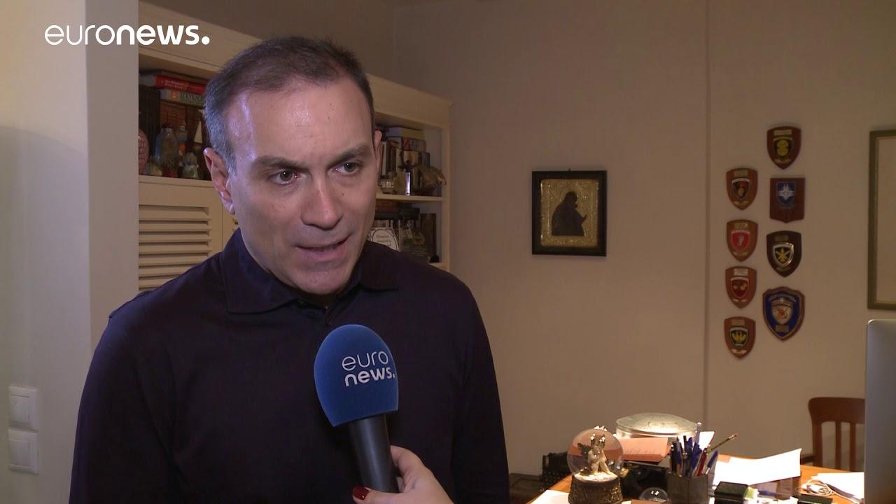 Ο Κωσταντίνος Φίλης μιλάει στο euronews για τα Ελληνοτουρκικά