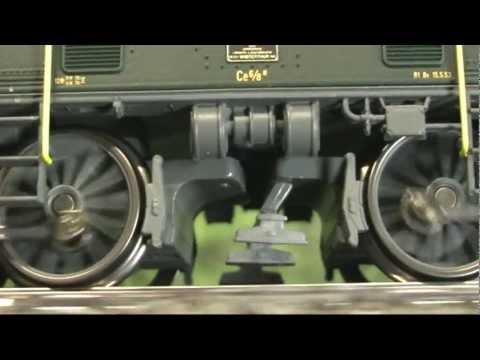Modellbahn-Neuheiten (327) Märklin 37565 Doppelpack Krokodile / Die grüne Lok